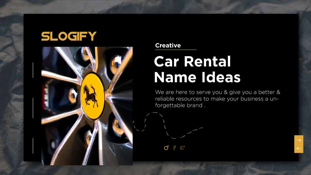 car rental names